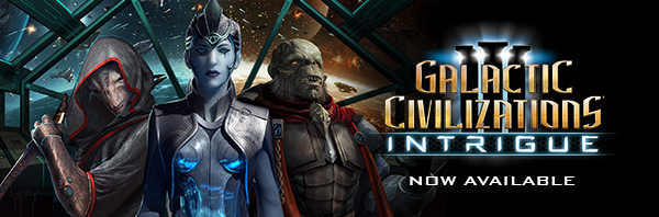 Stardock Releases New Expansion for Galactic Civilization III