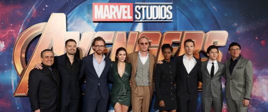 Avengers: Infinity War UK Fan Event Interviews