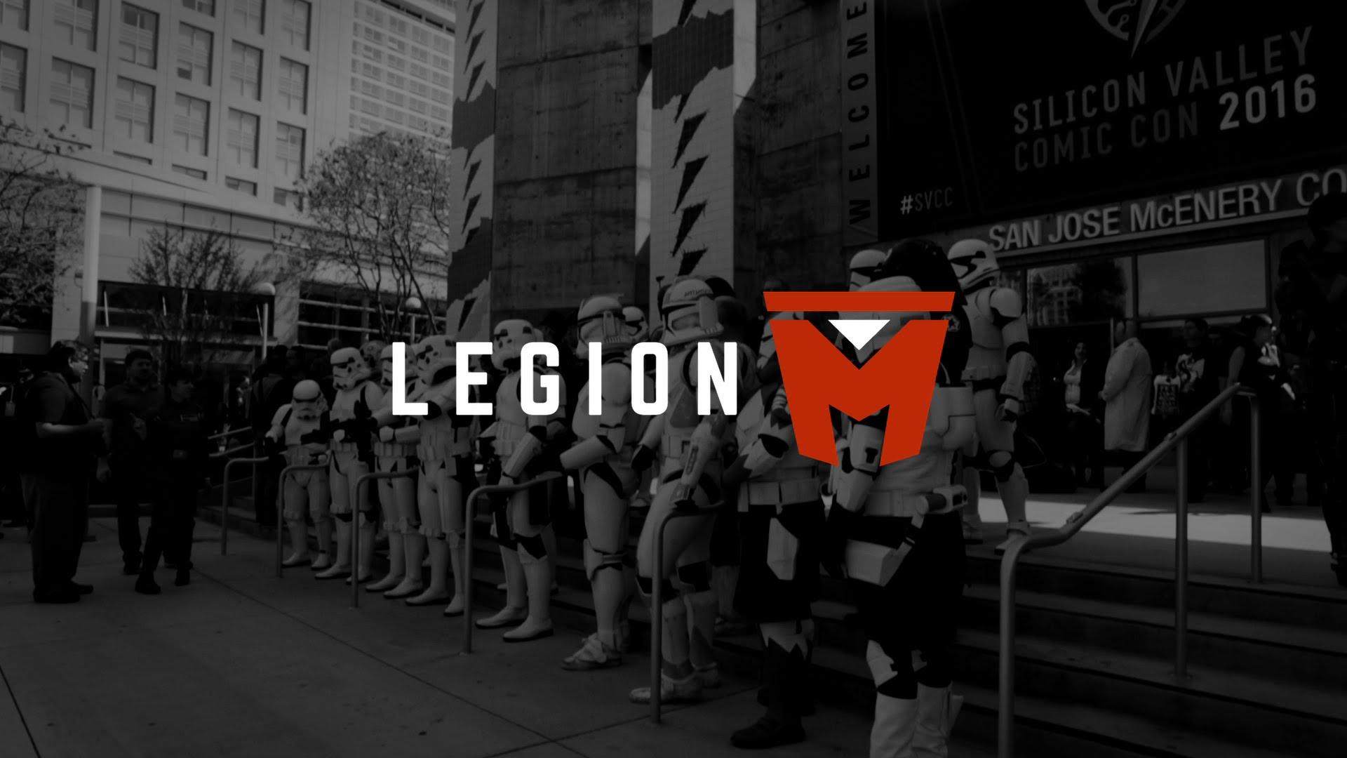 Geek To Me Radio #86: Legion M's Jeff Annison