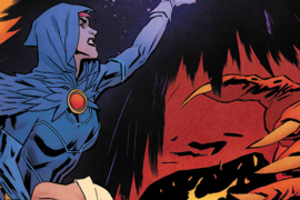 RAVEN: DAUGHTER OF DARKNESS #4 (EXCLUSIVE PREVIEW)