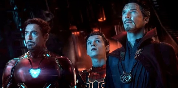 New Avengers: Infinity War Clips Feature The Black Order, Siri, Vision and The Facial Hair Bros.