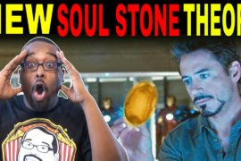 Avengers Infinity War: Soul Stone Theory (WRONG STARK!?)