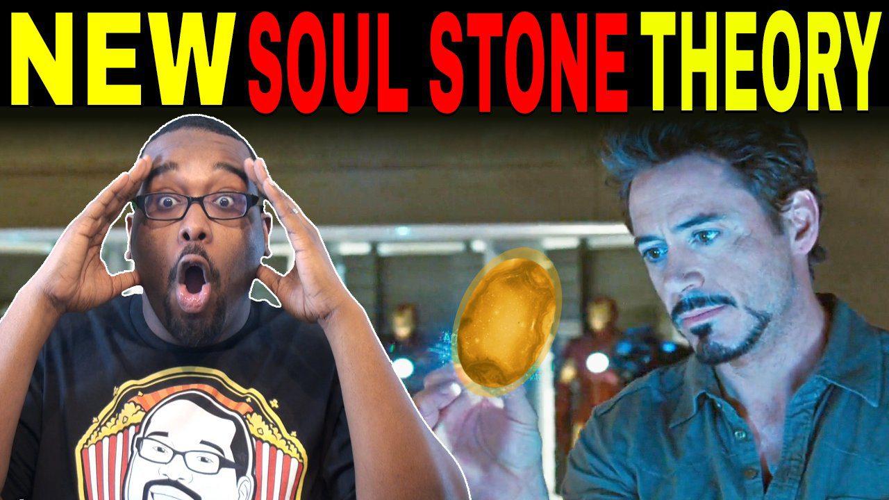 Avengers Infinity War: Soul Stone Theory (WRONG STARK!?)