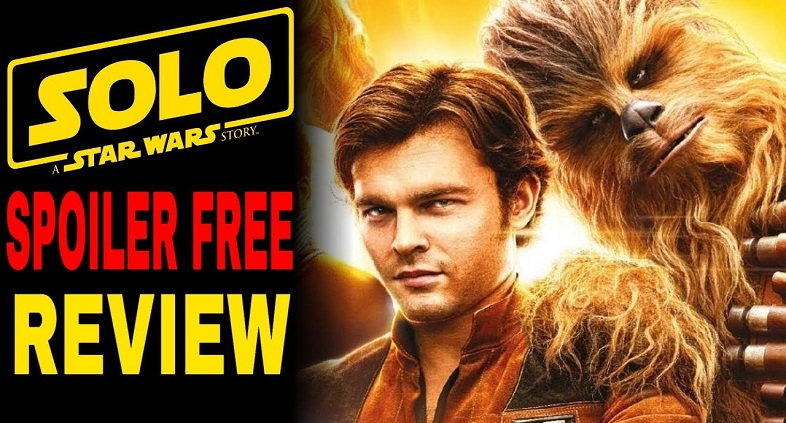 Solo: A Star Wars Story Video Review