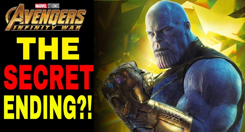 The SECRET Ending to Avengers Infinity War (Film Theory)