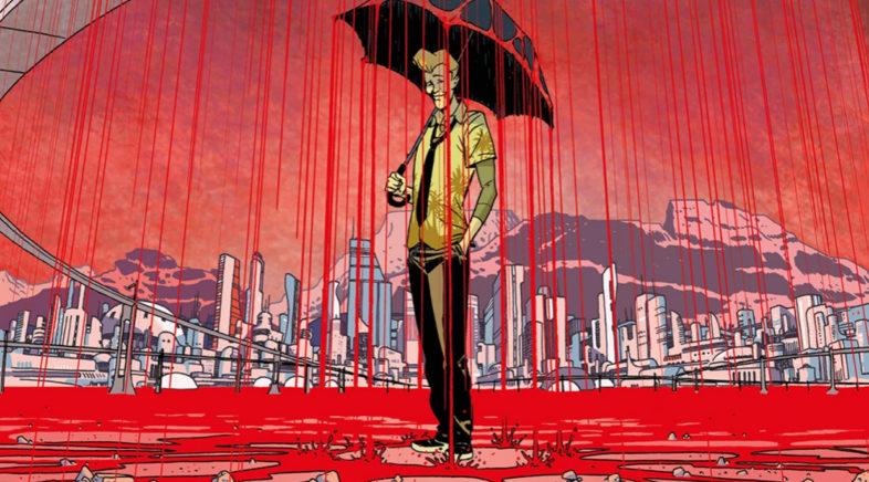 The Weatherman #1 Review