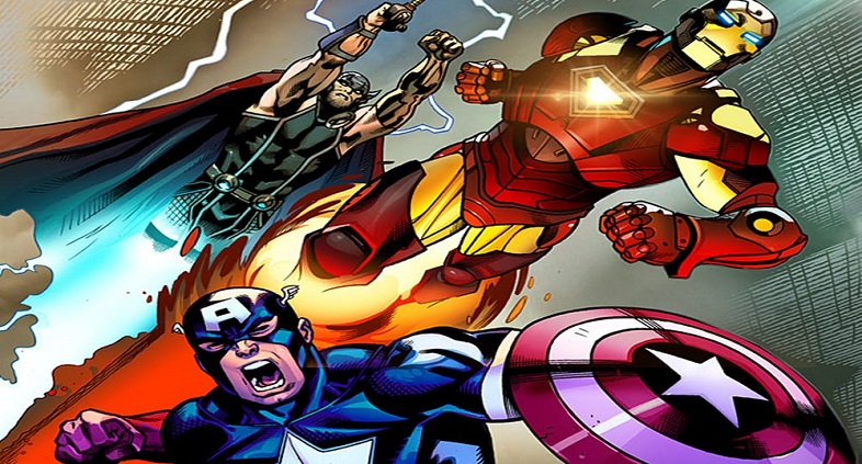 THE AVENGERS #2: REVIEW