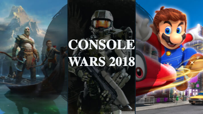 The Current State of the 'Console Wars'