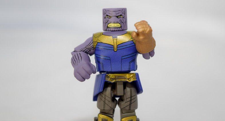 Avengers: Infinity War Minimates Review