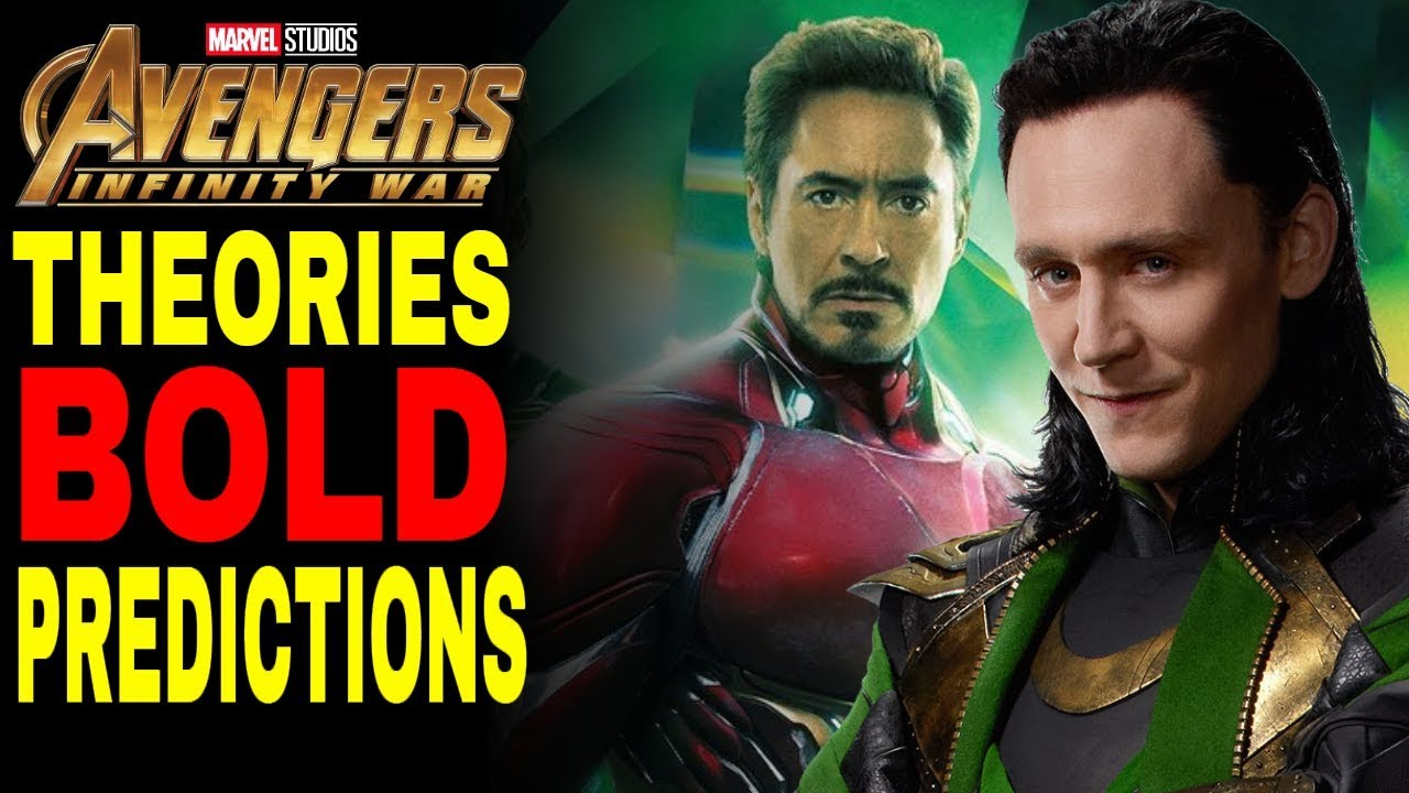 Avengers Infinity War: Theories and BOLD Predictions