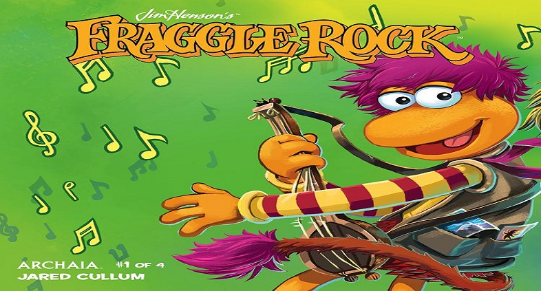 Fraggle Rock #1 Review