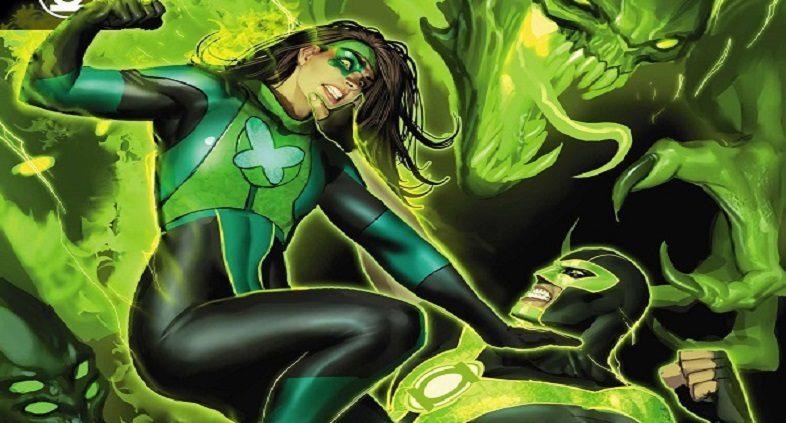 Green Lanterns #47 Review