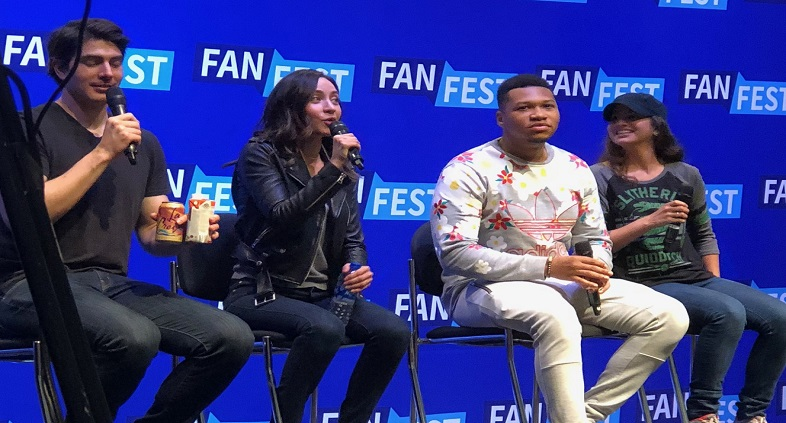Heroes & Villains Fan Fest Legends of Tomorrow Panel Highlights