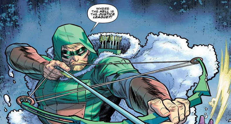 Justice League No Justice #2 Review
