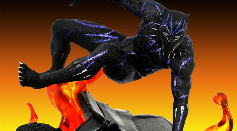 It's the Best of All Worlds with These Pre-Orders from Diamond Select Toys