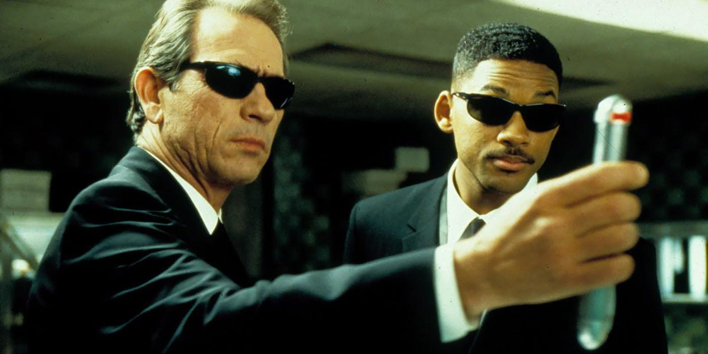 Men in Black Spinoff Looking to Add Liam Neeson