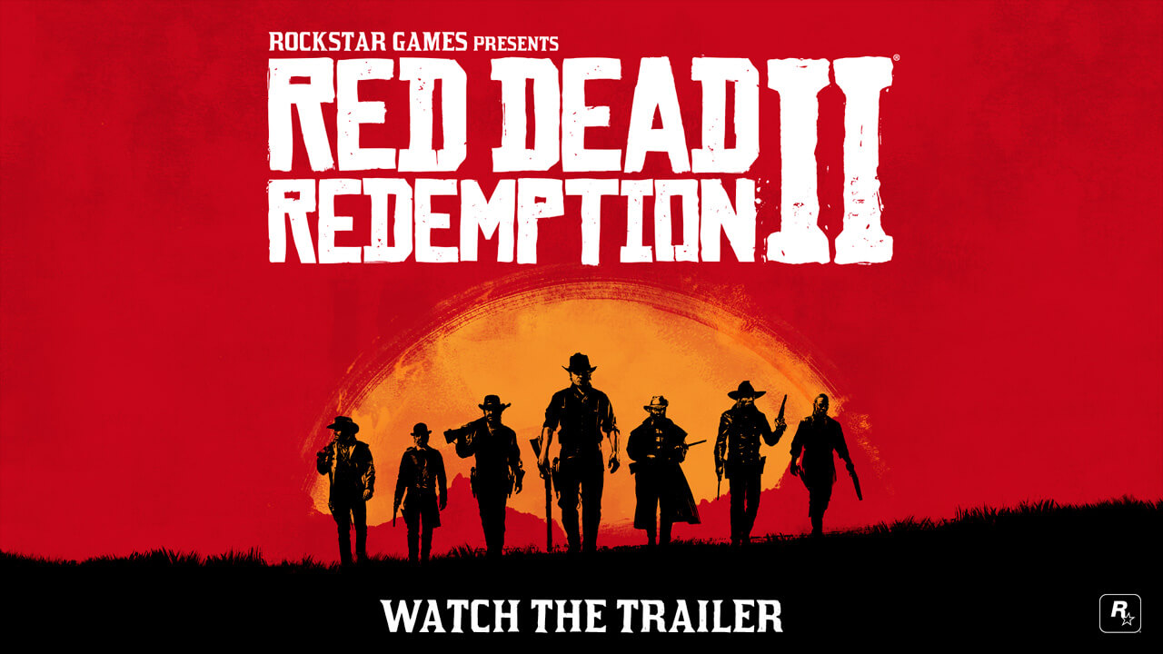 New Red Dead Redemption II trailer released