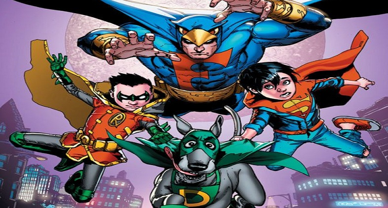 Super Sons/ Dynomutt Special #1 Review