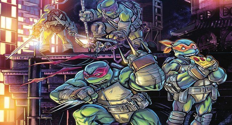 Teenage Mutant Ninja Turtles Universe #22 Review