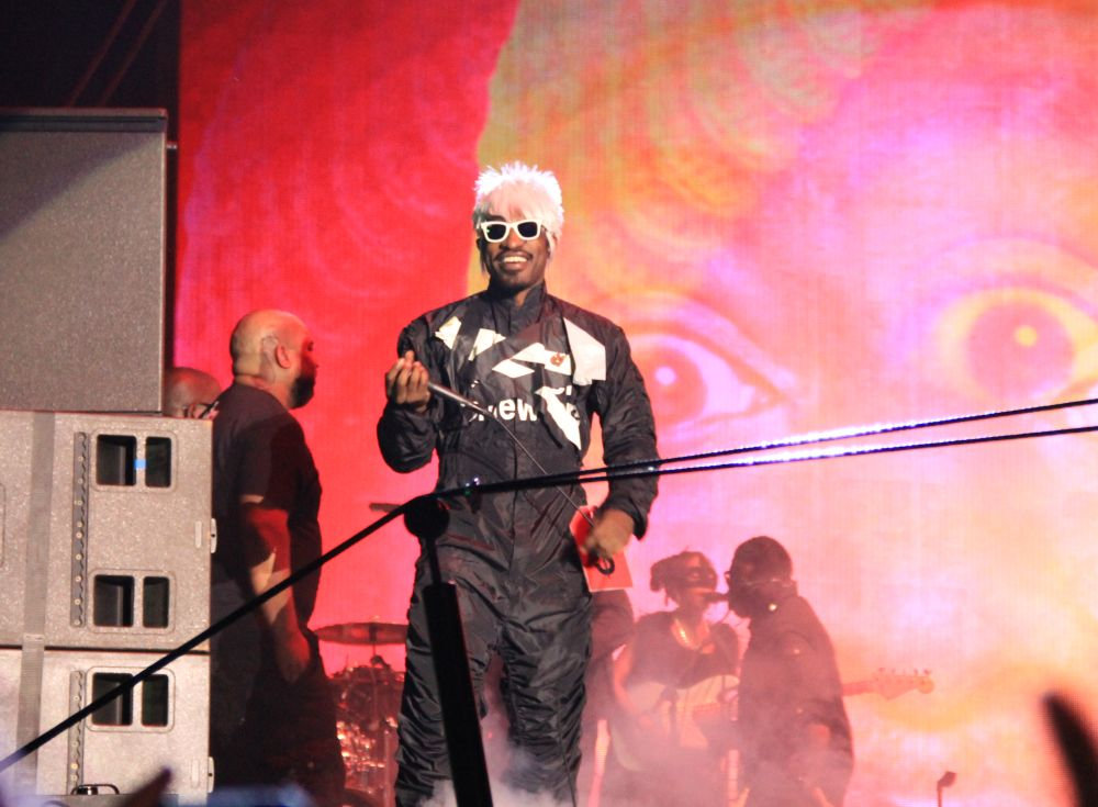 Andre 3000 Releases Two Songs on Mother's Day