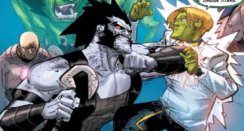 Justice League No Justice #3 Review