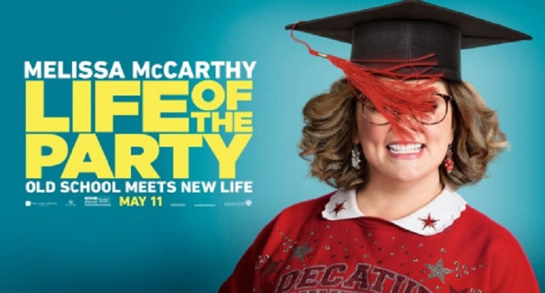 Life Of The Party Movie Review