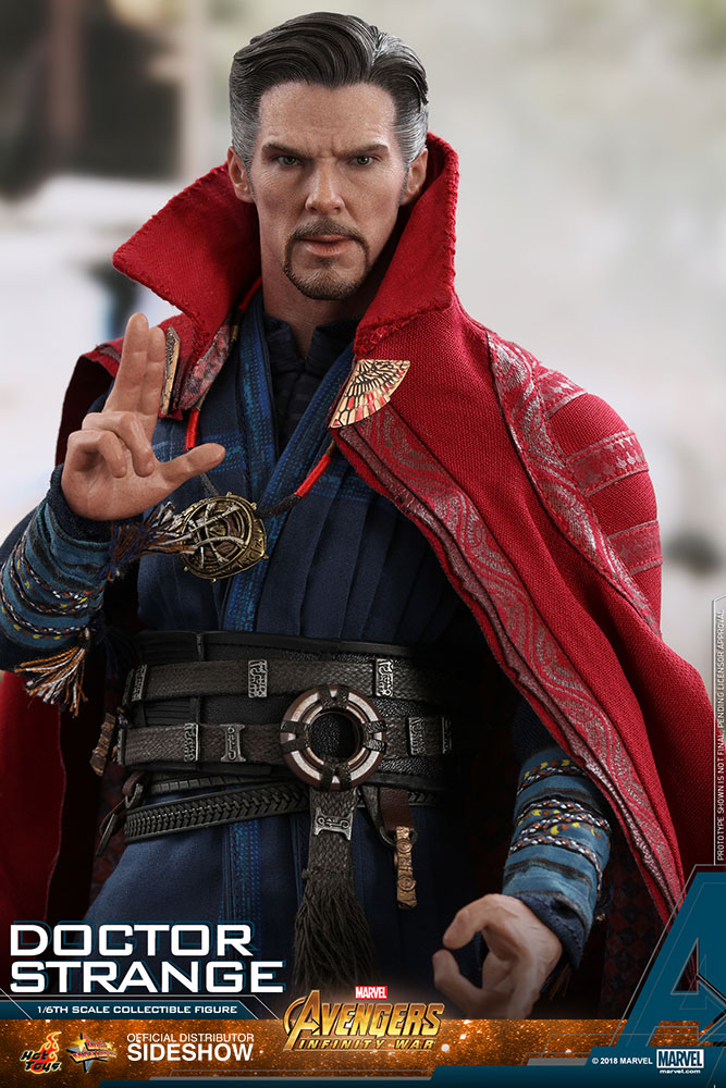 Hot Toys Infinity War Doctor Strange Sixth Scale Figure