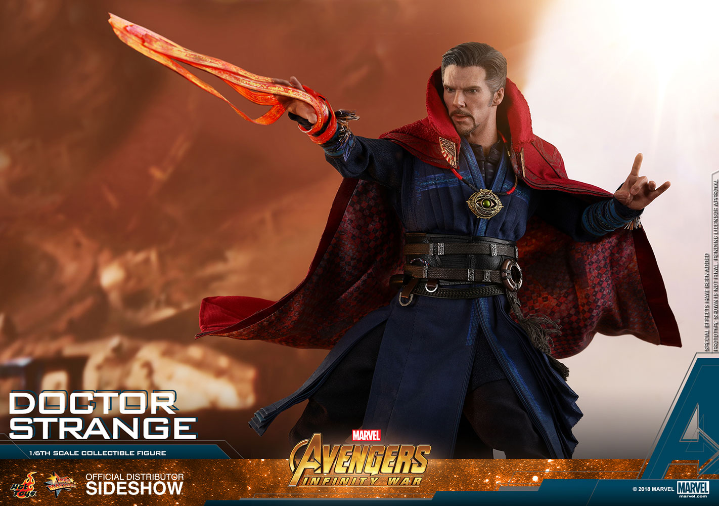 hottoys吧_Hot Toys Infinity War Doctor Strange Sixth Scale Figure Available For Pre-Order! - GWW