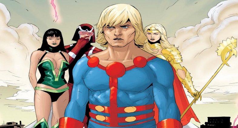 Marvel Studios Cast The Eternals' Ikaris