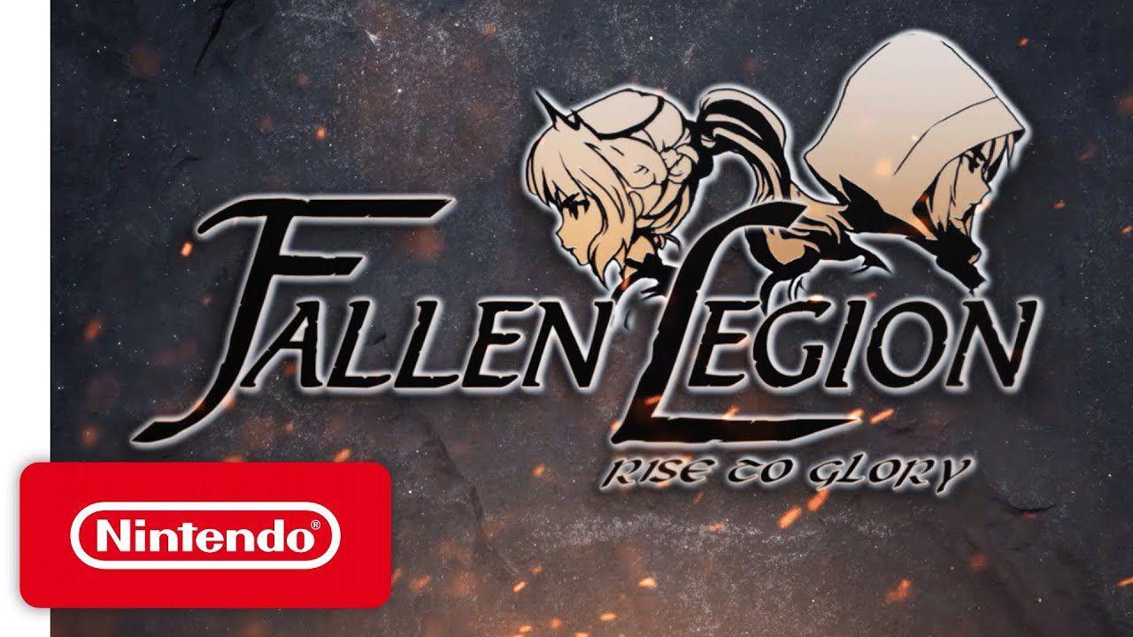 Fallen Legion: Rise To Glory (Nintendo Switch Review)
