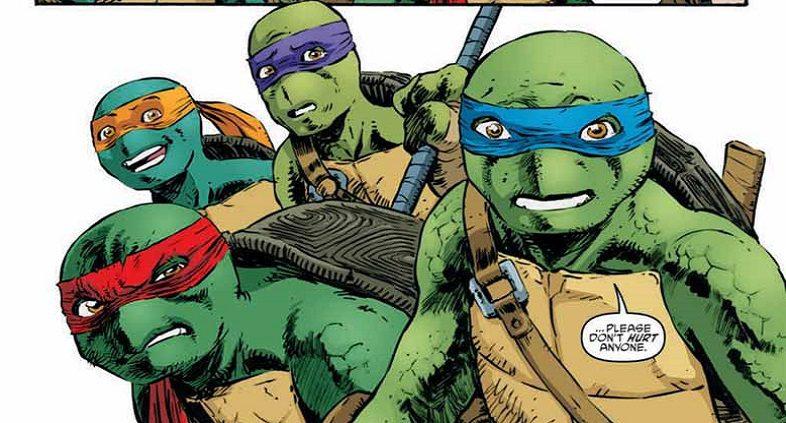 Teenage Mutant Ninja Turtles #82 Review