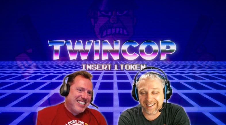 Twincop Co-Op Madness! | GenXGrownUp Pre-Release Preview