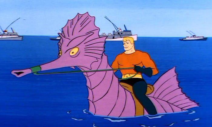 Aquaman Underwater Stills and Concept Art