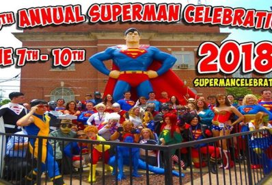 Geek To Me Radio Episode #94: LIVE from Superman Celebration