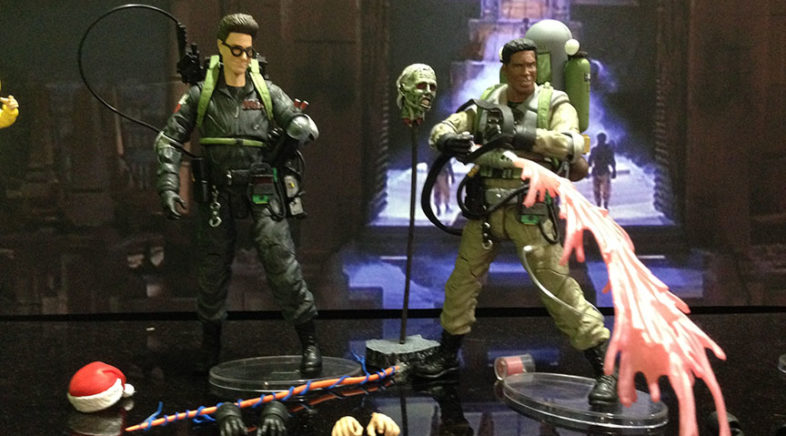 Diamond Select has Brand New Ghostbusters Figures Coming This Fall
