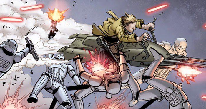 Confirmed Epic Podcast Retro Rewind #36: Marvel Star Wars #2