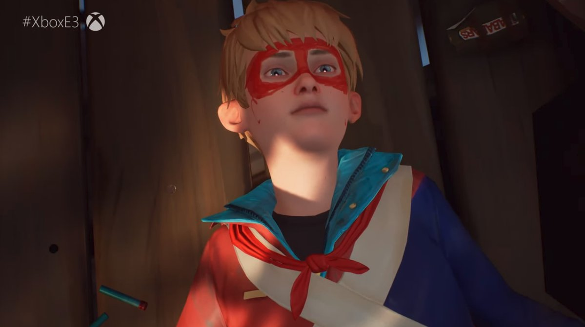 From the creators of Life Is Strange, comes a new narrative experience, Awesome Adventures of Captain Spirit