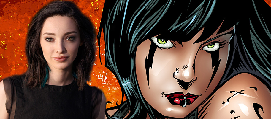'The Gifted' star Emma Dumont cast in Rob Cohen's live action 'Razor' comic book film