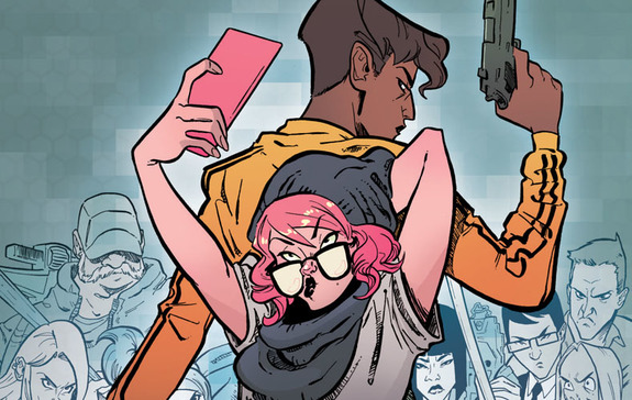 Rebel Wilson to Adapt Image Comics 'Crowded'