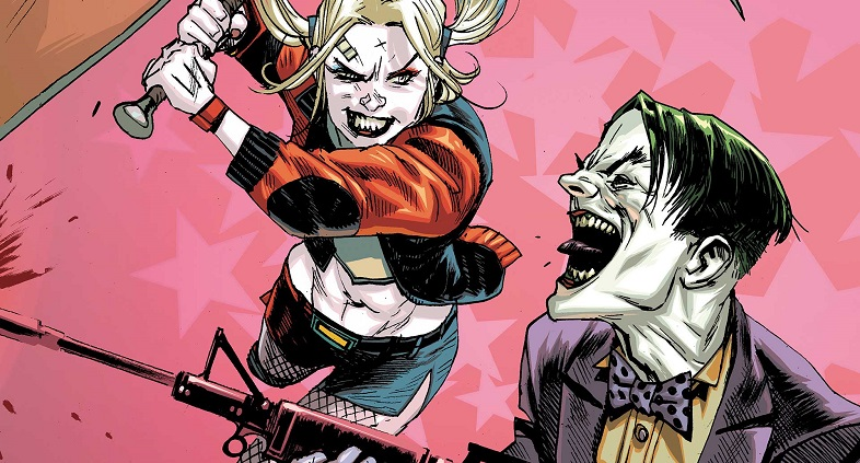 Batman: Prelude to the wedding – Harley Quinn vs The Joker REVIEW