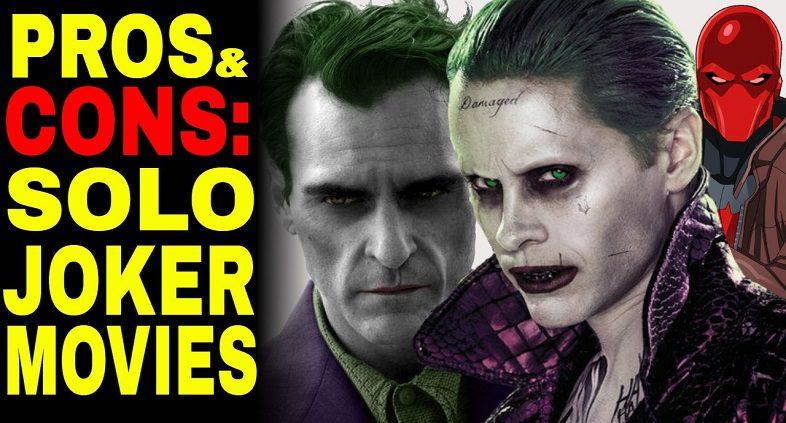 Do We Really Need 2 Joker Movies?
