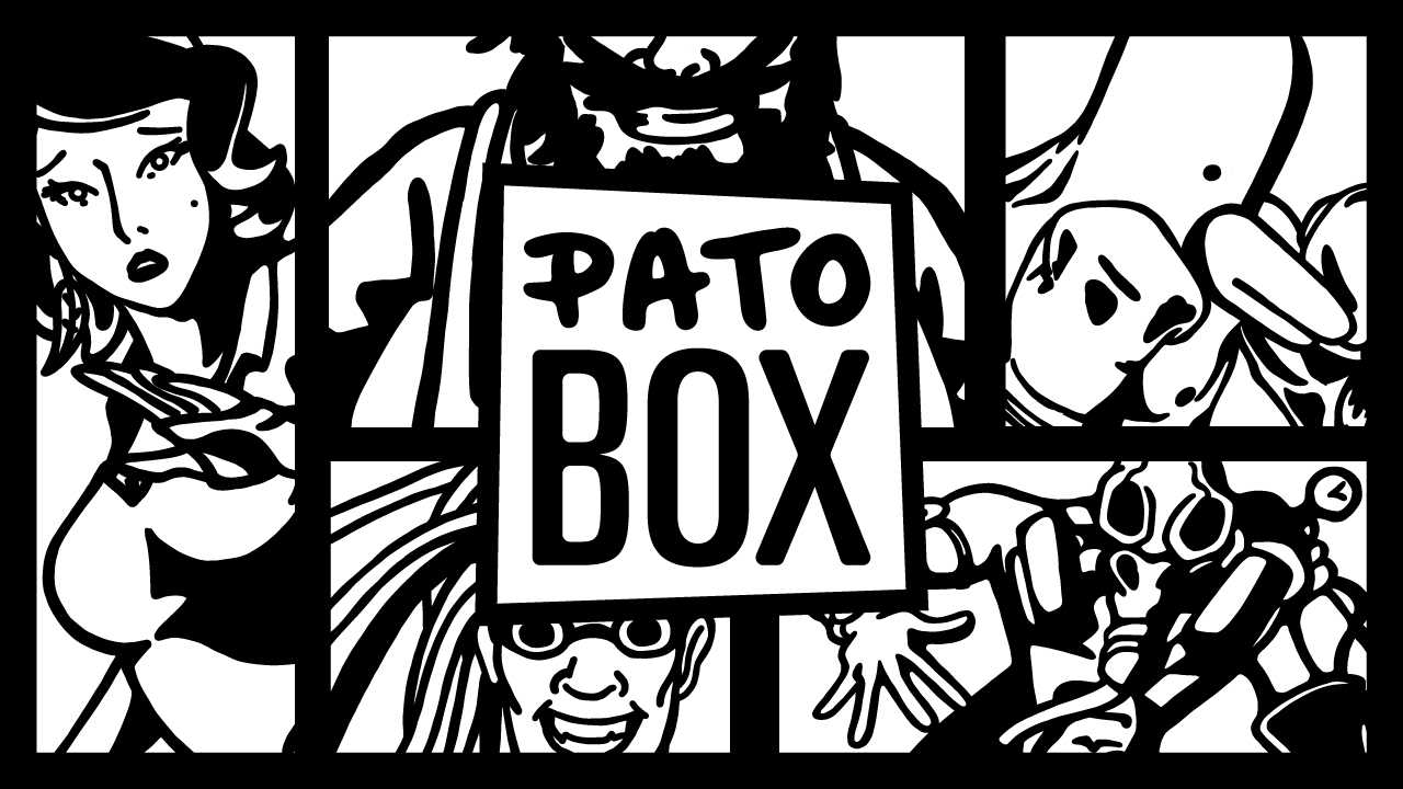 GenXGrownUp Live Stream: Pato Box – Punch-Out!! Inspired Indie Game