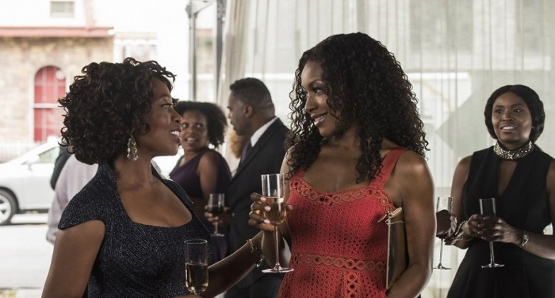 "Geek To Me Radio Episode #95: Luke Cage's Gabrielle Dennis and Nigel Twumasi presents ""Hot Lunch"""