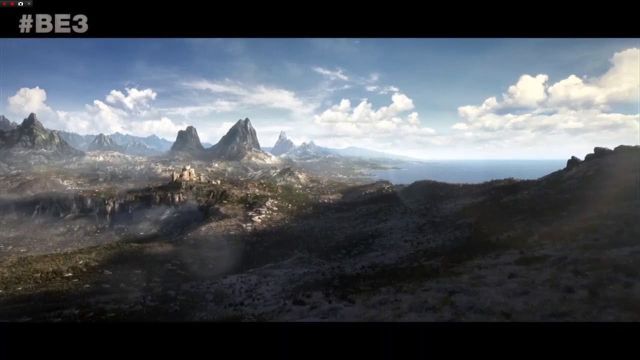 The Elder Scrolls VI announced during Bethesda's E3 presentation