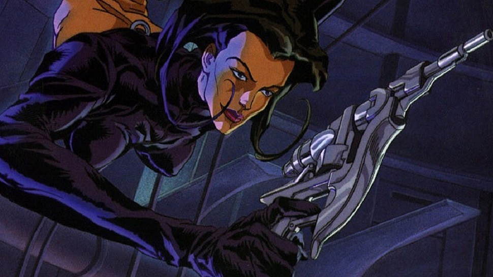 Live Action Aeon Flux Series in Development at MTV