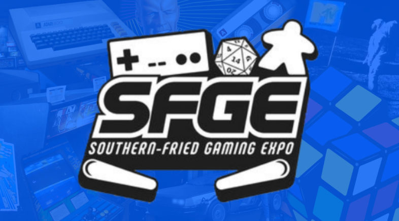 GenXGrownUp's Southern-Fried Gaming Expo 2018 Coverage