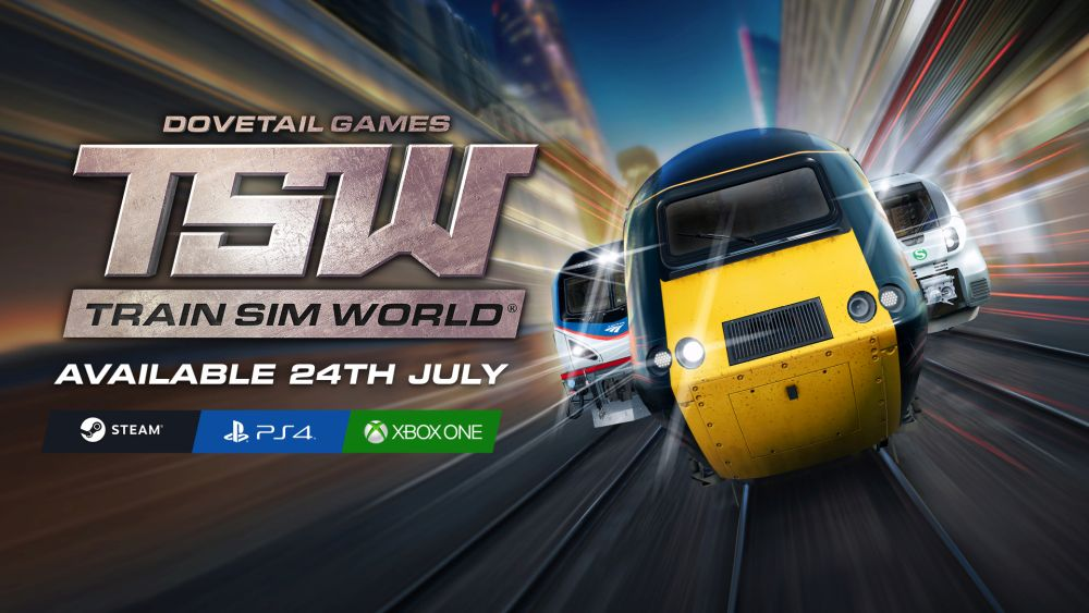 Train Sim World Launches on Consoles This Summer