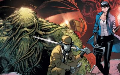 Justice League Dark #1 Review