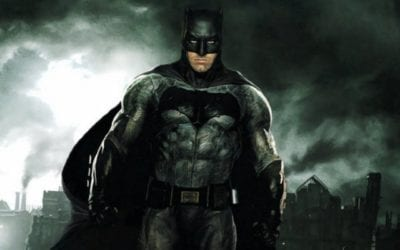 Ben Affleck Almost Donned A Very Different Batsuit In 'Batman V Superman'