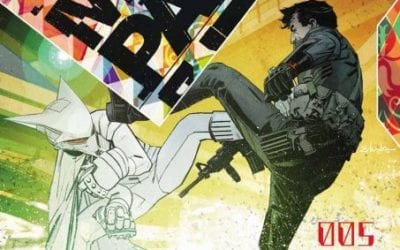 Mother Panic Gotham A.D. #5 Review